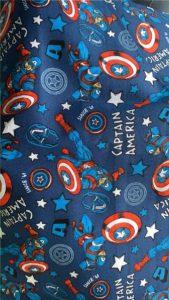 870 Captain America