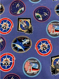 865 Space flight