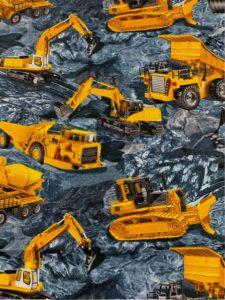 886 heavy equipment