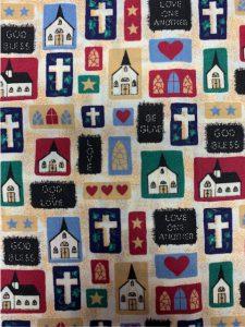 #734 Churches