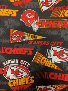 #723 Chiefs/flag