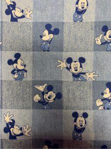 #718 Mickey/blue