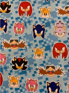 923 Sonic characters