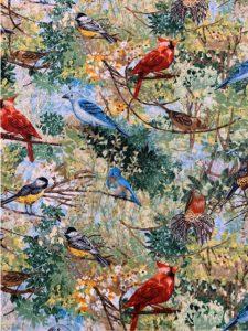 932 Birds