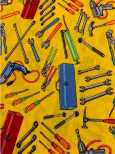 #942 Tools yellow