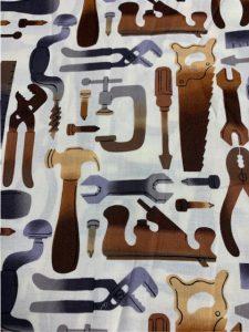 #943 Tools tan