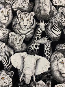 #948 Africa animals
