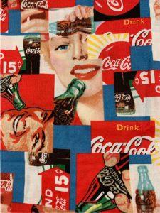 900 Coke retro