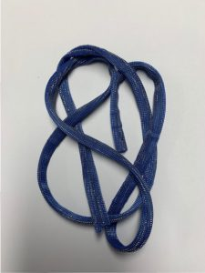 strap blue