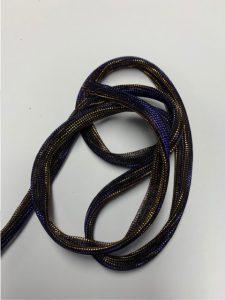 strap blue gold