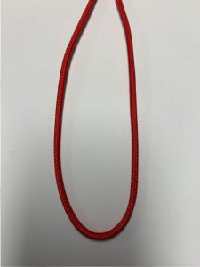 strap cord red