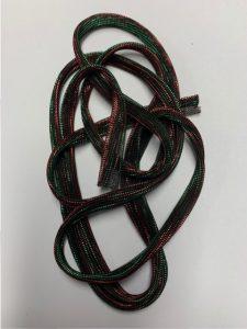 strap red green