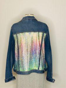 Rainbow shimmer XXL